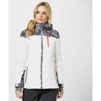 Protest Womens Nocton 15 Ski Jacket, White