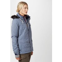 Protest Womens Easy Ski Jacket, Blue