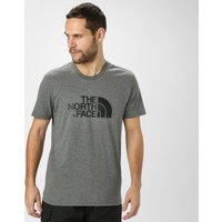 The North Face Mens Easy Short Sleeve T-Shirt, Grey