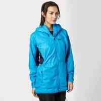 Paramo Womens Alta III Waterproof Jacket, Blue