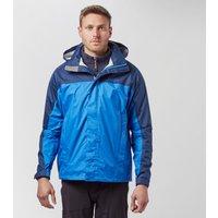 Marmot Mens PreCip Waterproof Jacket, Blue