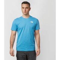 The North Face Mens Redbox T-Shirt, Blue
