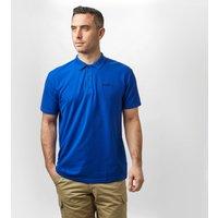 Peter Storm Mens Peter Polo Shirt, Blue