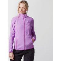 The North Face Womens Glacier Quarter Zip Fleece, Light Pink