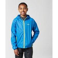 Peter Storm Boys Techlite Waterproof Jacket, Blue