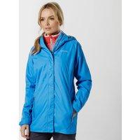 Craghoppers Womens Madigan Waterproof Jacket, Light Blue
