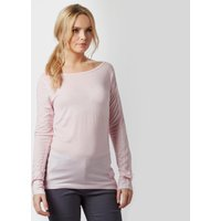 Icebreaker Womens Nomi T-Shirt, Light Pink