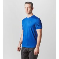 Icebreaker Mens Tech Lite Short Sleeve T-Shirt, Blue