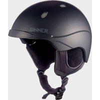Sinner Titan Ski Helmet, Black