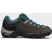 Hi Tec Womens OX Belmont Mid I Walking Shoes, Grey
