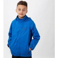 Peter Storm Boys Peter Waterproof Jacket, Blue