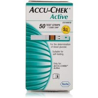 Accu-Chek Active Glucose Test Strips x 12