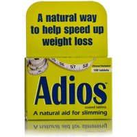 Adios Herbal Slimming Tablets