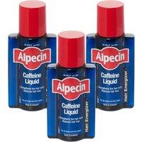 Alpecin Liquid Triple Pack