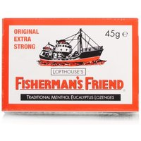 Fisherman's Friend Original Extra Strong Lozenge