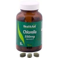 HealthAid Chlorella 550mg Tablets