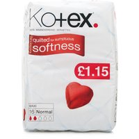 Kotex Maxi Normal Pads