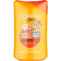 LOreal Paris Kids 2-in-1 Tropical Mango Shampoo