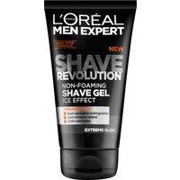 L'Oreal Men Expert Shave Revolution Extreme Glide Gel