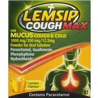 Lemsip All In One Mucus Sachets