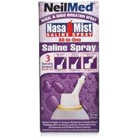 Neilmed NasaMist All In One Saline Spray