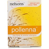 Nelsons Pollenna Hayfever & Allergy Tablets