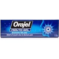 Orajel Mouth Ulcer & Denture Gel