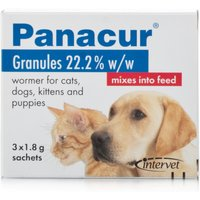 Panacur For Dogs & Cats 22% Granules