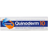 Quinoderm Cream (10% Benzyl Peroxide)