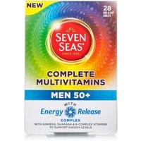 Seven Seas Multivitamin 50+ Men Tablets
