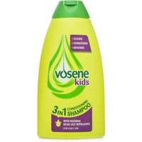 Vosene Kids 3 in 1 Conditioning Shampoo Head Lice Repellent