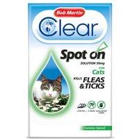 Bob Martin FleaClear Spot On Cat
