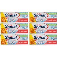 Signal Family Protection Original Toothpaste Twin 6 Pack