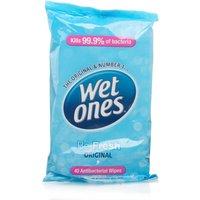Wet Ones Be Fresh