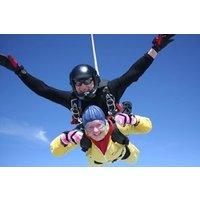 Tandem Skydive at Swansea Airport