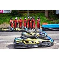 Go Karting at Buckmore Park