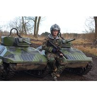 Mini Tank Driving Experience For Two