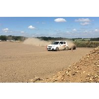 Triple Extreme Rally Driving Experience 15 Laps