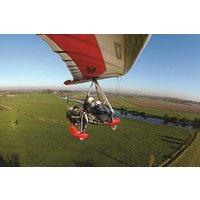 20 Minute Microlight Flight in Nottinghamshire