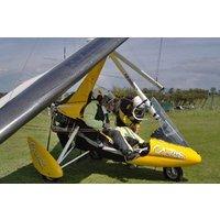 60 Minute Microlight Flight in Lancaster