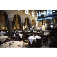 The London Eye Tickets and Michelin Dining with Bubbles at Galvin La Chapelle