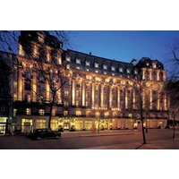 Three Course Meal and a Bottle of Wine for Two at the Waldorf Hilton London