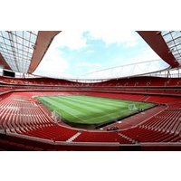Emirates Stadium Tour with a Meal and Wine for Two