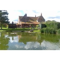 Overnight Stay With Breakfast And 2 Course Dinner At Elm Farm Country House