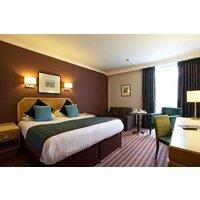 One Night Break For Two At Hallmark Hotel Stourport Manor