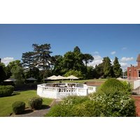 One Night Break With Dinner For Two At The Hallmark Hotel Stourport Manor