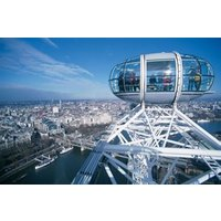 Family Tickets to the London Eye, River Cruise Dining and Overnight Stay