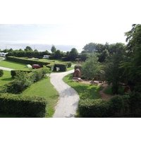 One Night Stay in a Camping Pod at The Old Rectory Camping Park