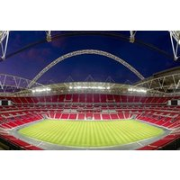 Wembley Stadium Tour with 3 Course Meal and Glass of Wine at Prezzo for Two