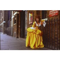 Drury Lane Backstage Tour With Dinner For Two In Covent Garden